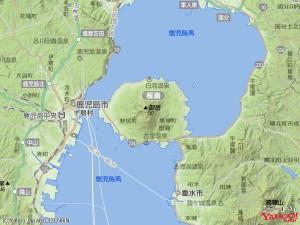 さくらじま地図