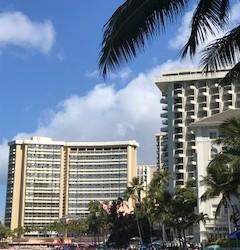 先日のハワイについて