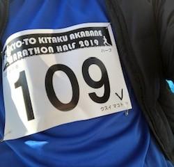 ハーフマラソンに挑戦してきました