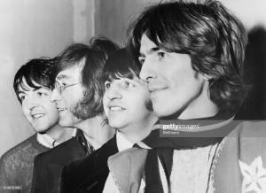 British rock group The Beatles, circa 1967.