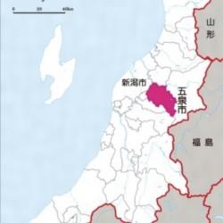 故郷、新潟県は五泉市の夏のイベント